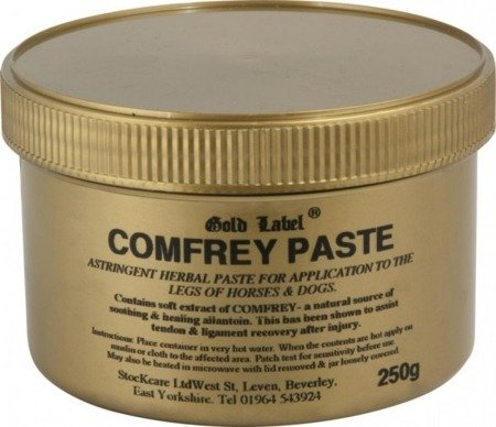 Comfrey Paste Gold Label 250g
